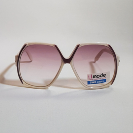 zonnebril sunglasses i.l.mode oversized 1970s