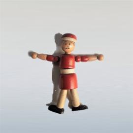 annie houten pop jointed doll little orphan annie 1930s