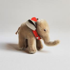 olifant steiff elephant plush 1950s