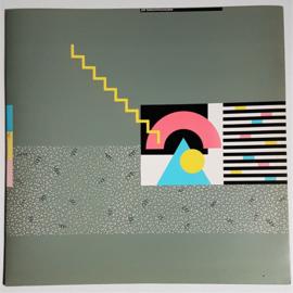carl nelke company telefoon songs LP PTT promo memphis design art 1984