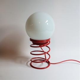 tafellamp desk lamp woja holland 1970s / 1980s