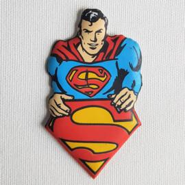superman foam plastic figuur figure cecemel 1983
