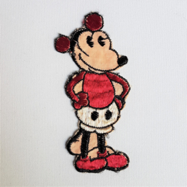 mickey mouse zijdje turmac tabak tobacco patch 1930s
