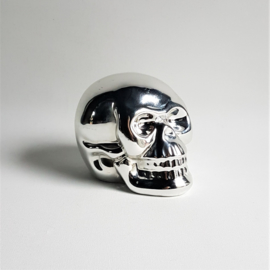 halloween schedel skull spaarpot money bank 1980s / 1990s
