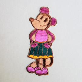 minnie mouse zijdje turmac tabak tobacco patch 1930s