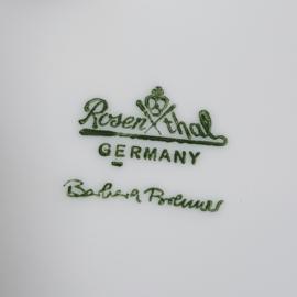 vaas vase barbara brenner rosenthal 1980s / 1990s