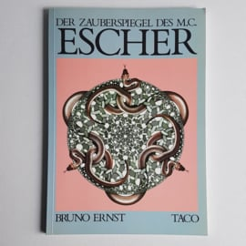 art m.c.escher der zauberspiegel des mc escher boek book 1986