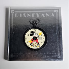 walt disney disneyana: classic collectibles 1928-1958 book boek 1994