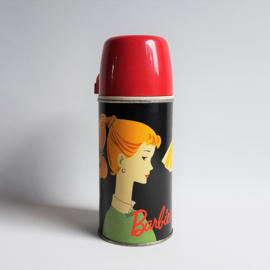 barbie thermoskan thermos 1962