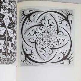 art m.c.escher the world of boek book 1971