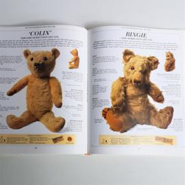 toys teddyberen tientallen teddy's boek book 1993