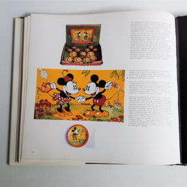 walt disney's mickeymania 1928-1938 boek book 1987