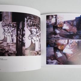 art skateboarder's kunst; van beton naar het doek boek book 2005