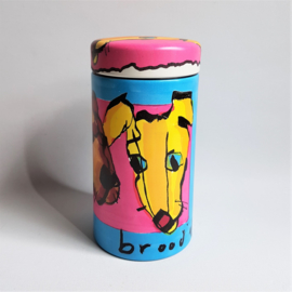 brood, herman blik tin box brabantia 1996