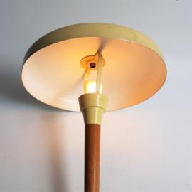 tafellamp tripod table lamp LOUIS KALFF philips 1950s