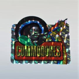 commodores lionel richie sticker 1970s GRATIS VERZENDEN