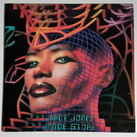 jones, grace inside story LP manhattan records 1986