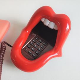 telefoon tong telephone mick popart ongebruikt unused