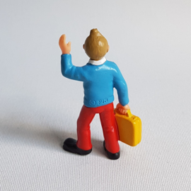 kuifje tin tin figuur figure bully pib 1e serie 1975