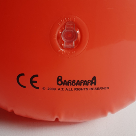 barbapapa opblaasbaar inflatable 2009