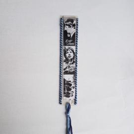 jagger, mick bob dylan boekenlegger bookmark 1960s