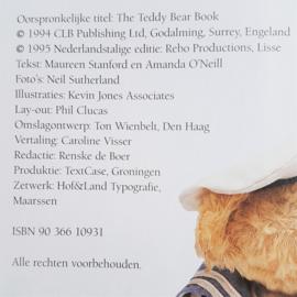 toys teddyberen boek book 1995