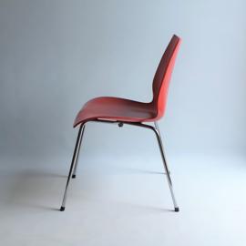 stoel rood chair red maui kartell vigo magistretti 2000s