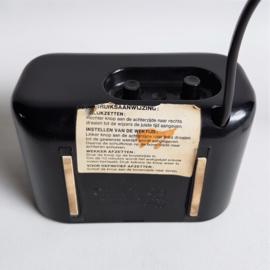 alarmclock wekker electronic hema 1970s / 1980s