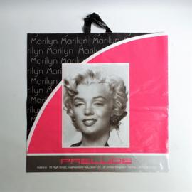 presley, elvis marilyn monroe plastic tas bag XXL 1990s