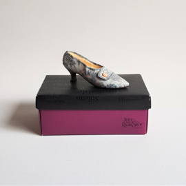 miniatuur schoen just the right shoe miniature raine willits usa 1990s