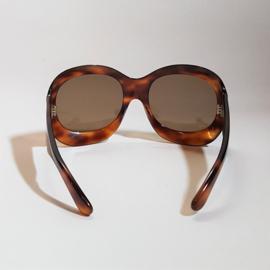 zonnebril sunglasses oversized 1970s