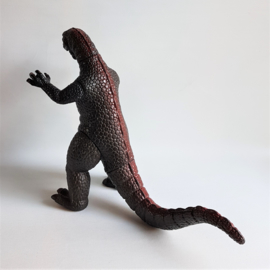 GODZILLA vintage action figure DOR MEI CHINA 1986 XXL