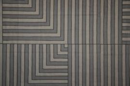 vintage stof fabric ongebruikt antoinette de boer design 1970s