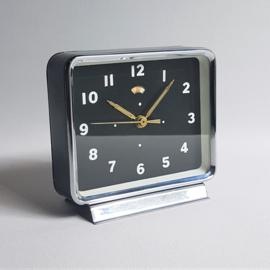 alarmclock wind-up wekker klok 1960s