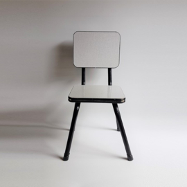 kinderstoel children's chair  formica 1960s