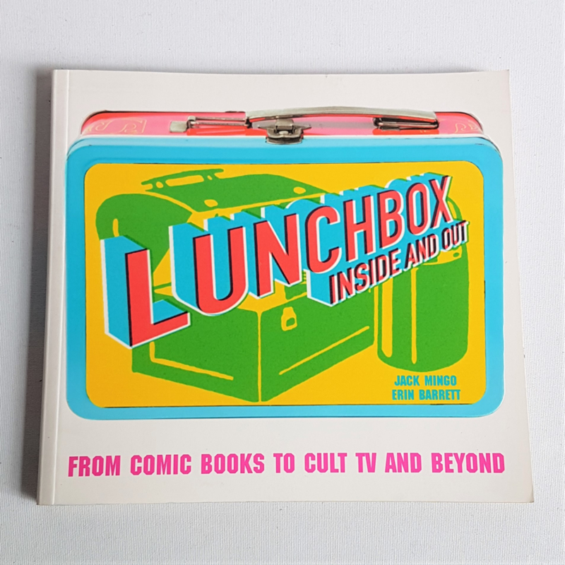 naslagboek lunchbox: inside and out  boek book 2004