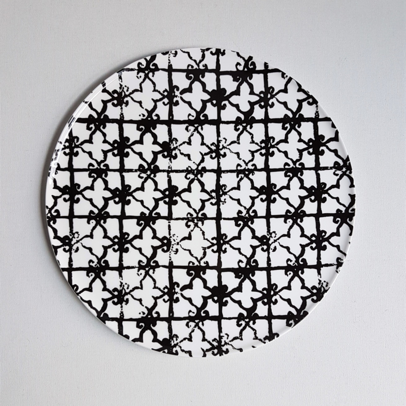 kate chung x paola navone bord emptiness plate 2007