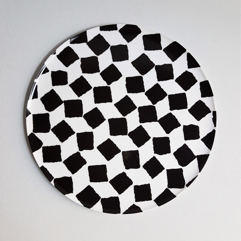 kate chung x paola navone dinerbord emptiness plate 2007