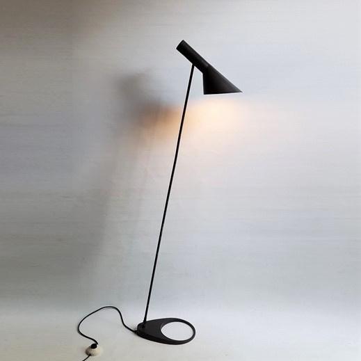 vloerlamp lamp floor lamp visor arne jacobsen 1950s