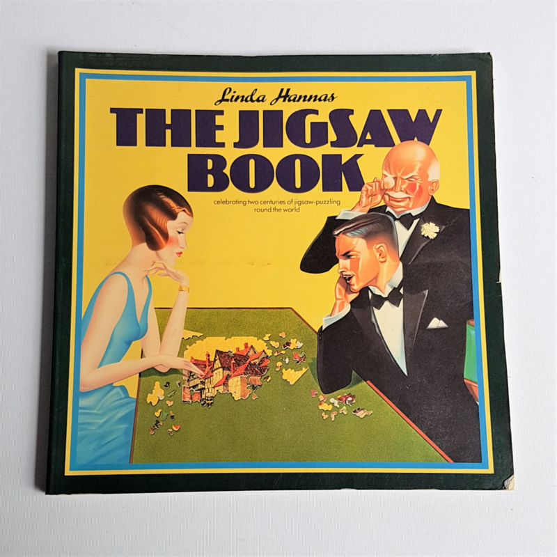 toys the jigsaw book boek 1981