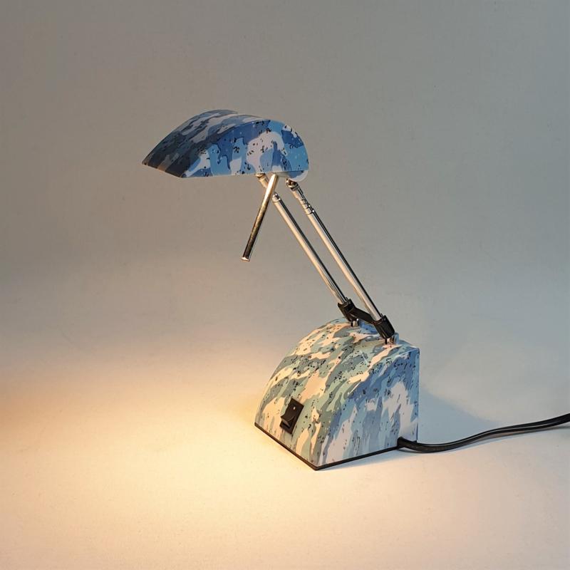 tafellamp desk lamp kenwell trading memphis style 1990s