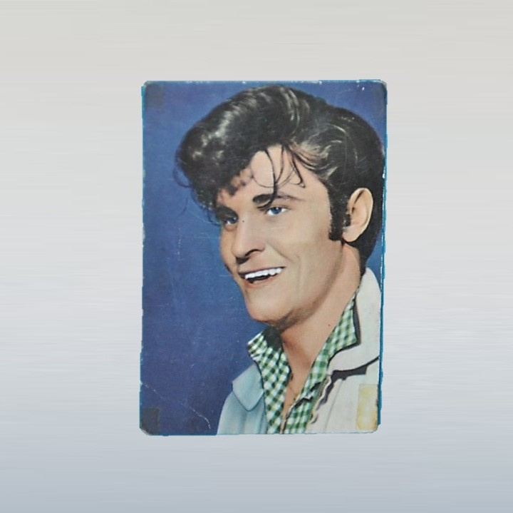 taylor, vince kaart small card twist 1960s GRATIS VERZENDEN