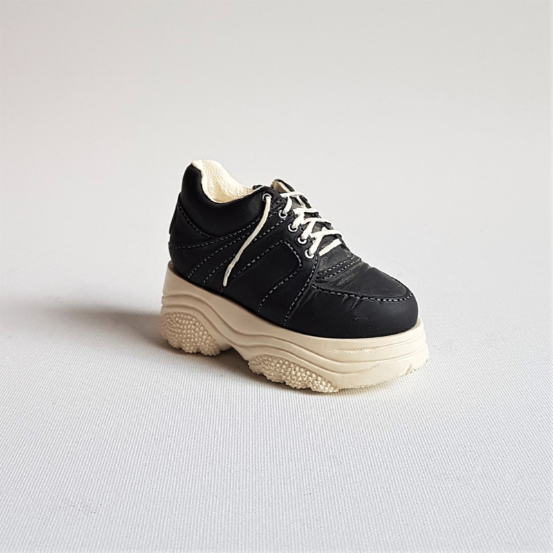 miniatuur schoen just the right shoe miniature raine willits usa 1990s