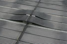 Bevestiging-band DAK  solar zwembadverwarming ca.40  meter. Voor zwembadverwarming