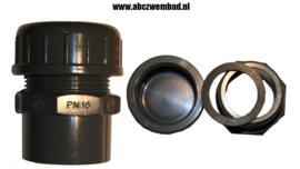 Bouchon de vidange de collecteurs 50 mm embout avec fonction de drainage