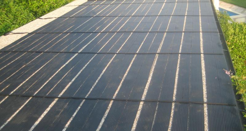 28m2 solar zwembadverwarming  3.00m x 9.33m