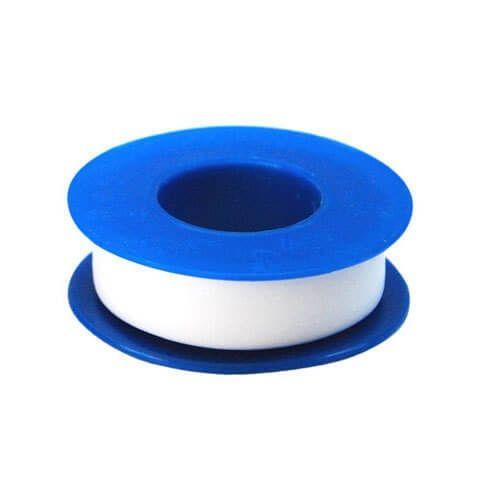 Filterpomp nodig Teflon tape, tbv wartels pomp.