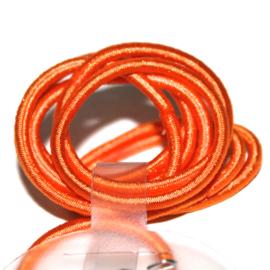 elastiek klein fuchsia oranje