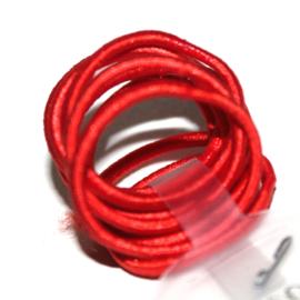 elastiek klein rood
