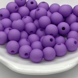Acryl kralen 8mm purple 50 stuks
